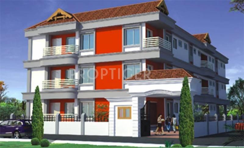 Images for Elevation of Sreepathi Narayaneeyam