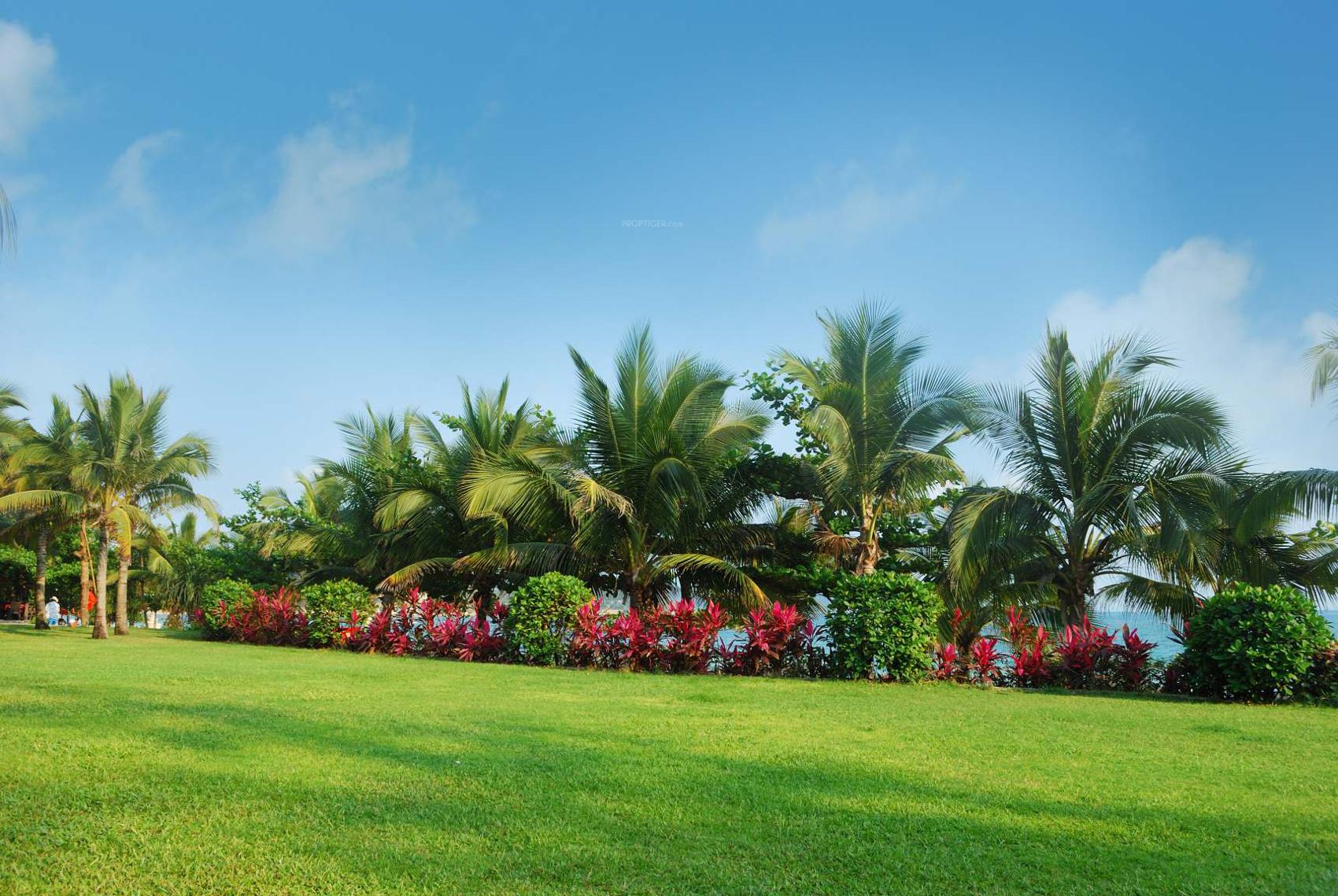 Viridian garden villa garden ftempo for Villa garden