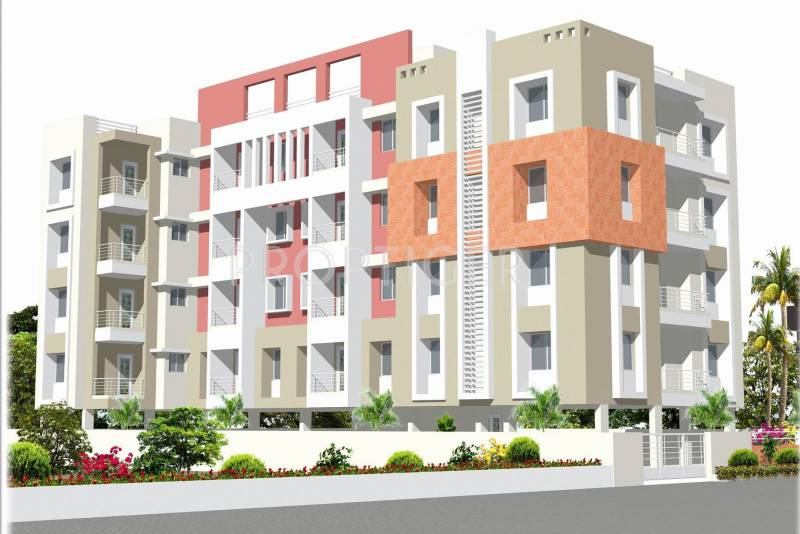 Images for Elevation of Archid Royal