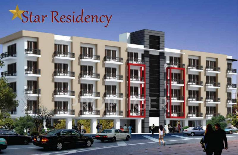 Images for Elevation of Omson Star Residency