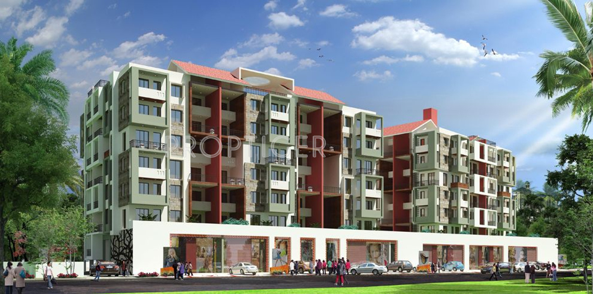 1140 sq ft 2 bhk 2t apartment for sale in commonwealth for Apartment design development pvt ltd