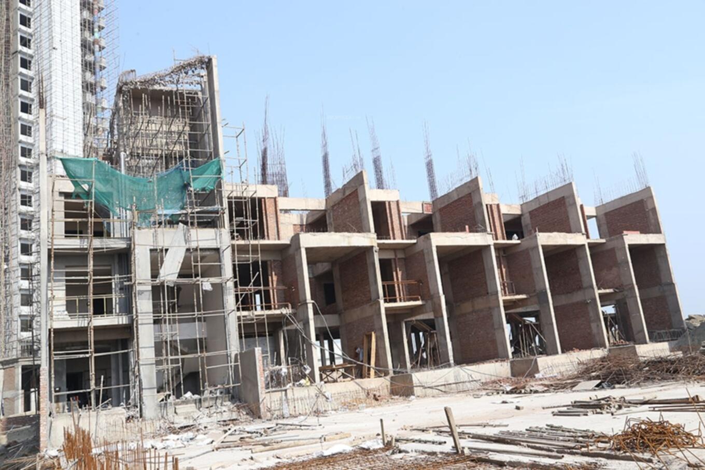 Mahagun meadows villa in sector 150 noida price for Construction villa