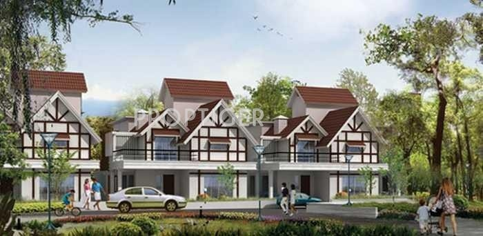 Images for Elevation of Kumar Picasso Villa