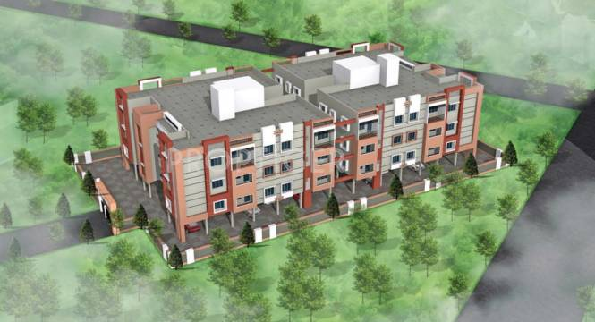 Images for Elevation of Indo City Enclave