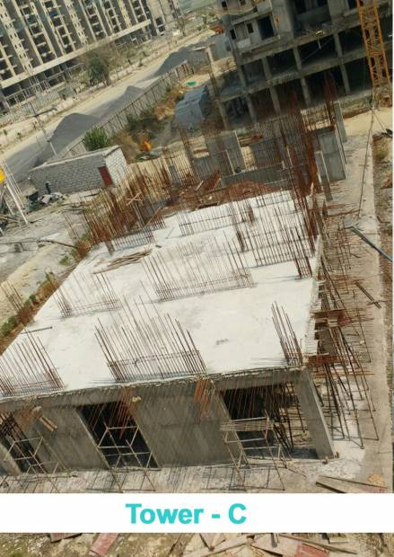 Images for Construction Status of Soho Misty Heights