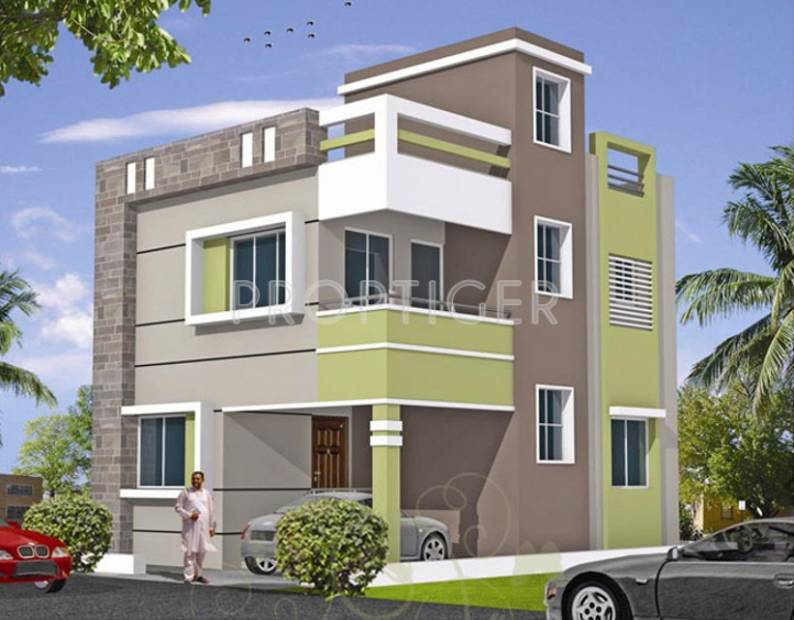 Images for Elevation of Indo Ratnamani Vihar