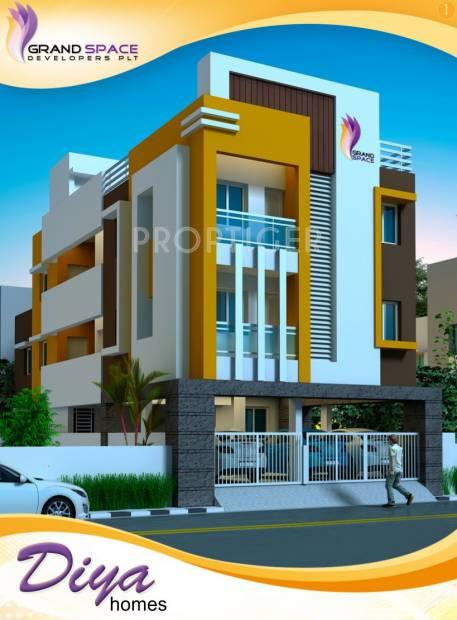 Images for Elevation of Grand Space Developers Pvt Ltd Diya Homes
