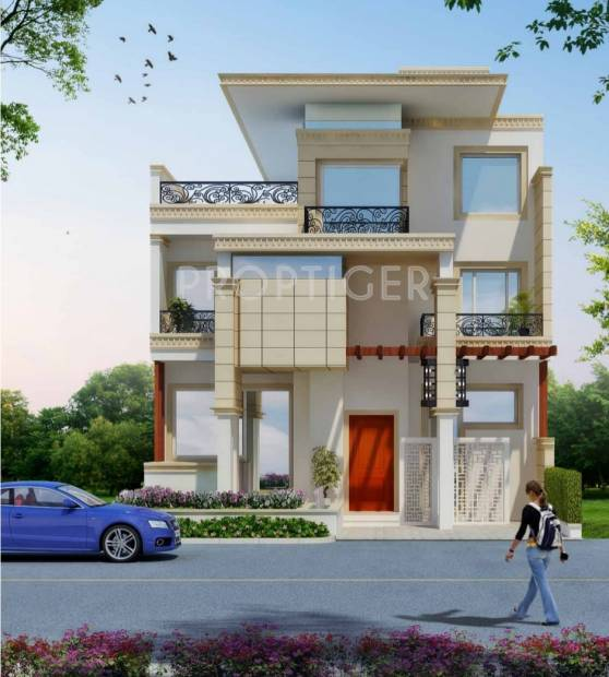 Images for Elevation of Anant Manor Villas