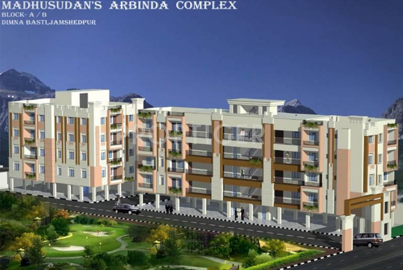 madhusudan-builders arbinda-complex Project Image
