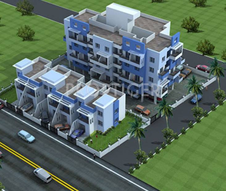 Images for Elevation of Ganesh Siddhi Residency