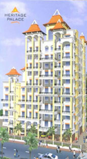 Images for Elevation of Ganesha Heritage Palace