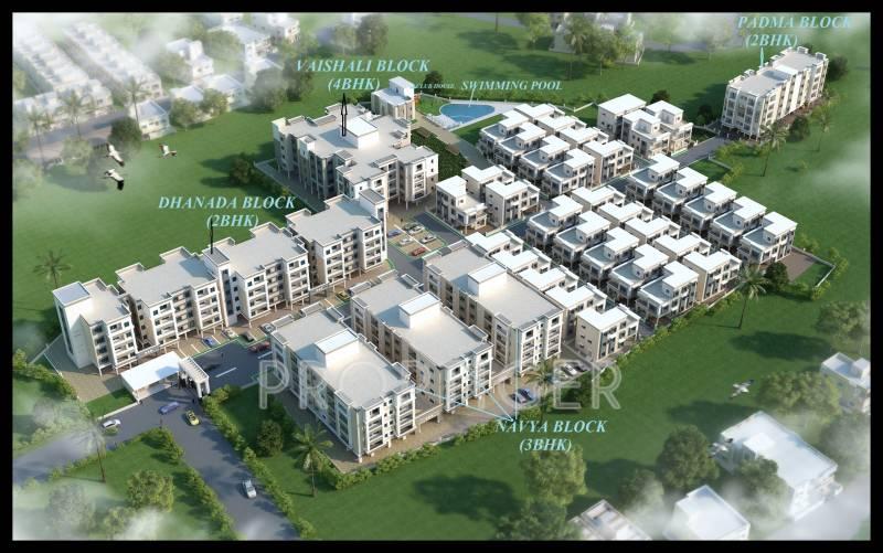 Images for Elevation of Shree Ganesh Bhubaneswar Rashmi Elite