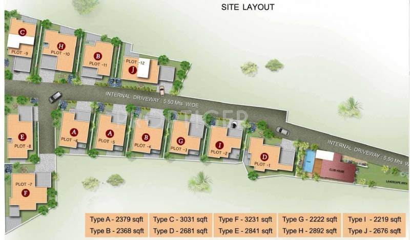 Images for Site Plan of ABAD Orchard County