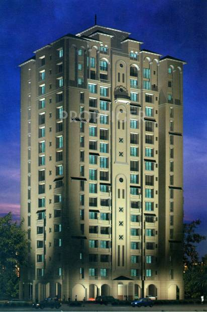 gardens Images for Elevation of Mahindra Gardens