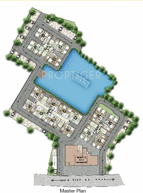 shree-gardens Images for Master Plan of Aster Shree Gardens