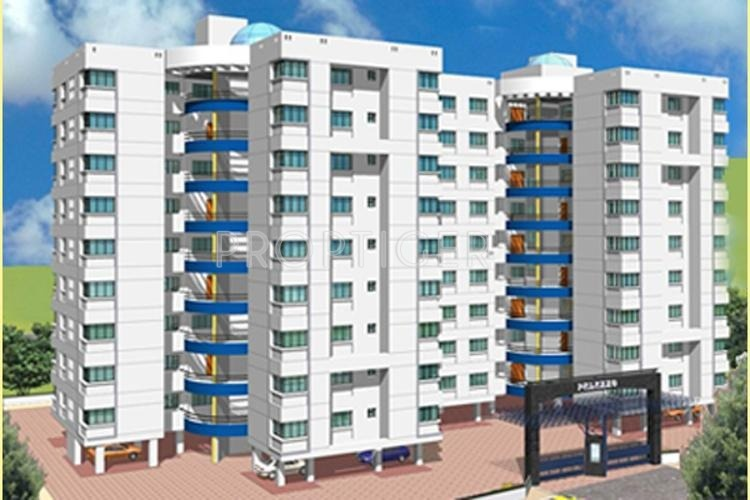 Images for Elevation of Angal Group Palazzo