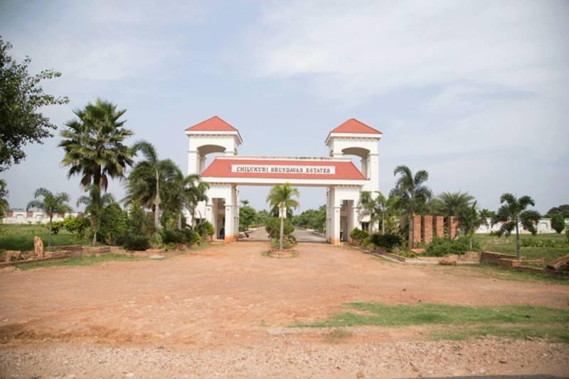 Images for Elevation of Chilukuri Brundavan Estates