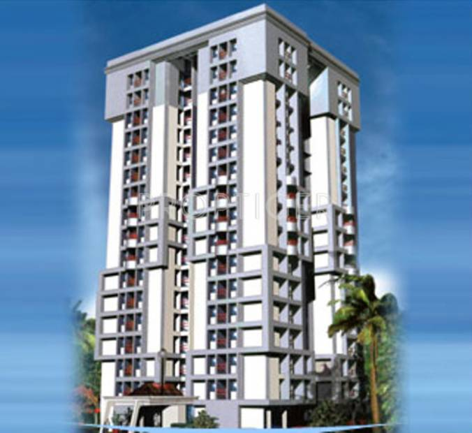 Images for Elevation of Pioneer Swapnil Apartments
