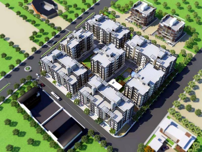 Images for Elevation of Sangani Platinum