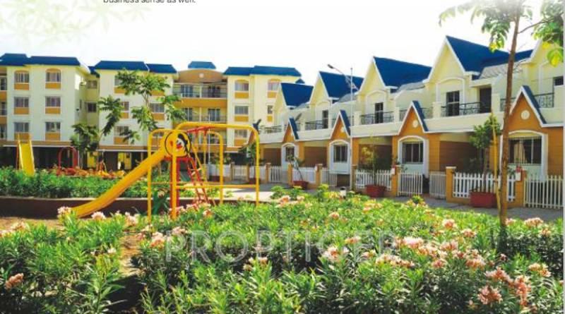 Images for Elevation of Namrata Group Flora City Villa
