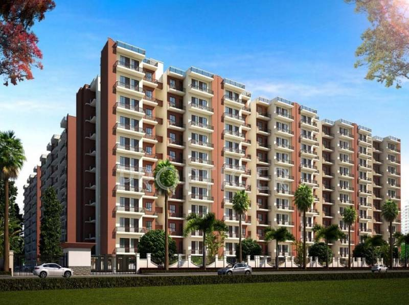 heights Images for Elevation of Sangwan Heights