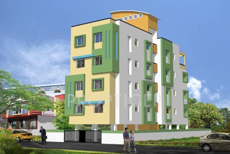 Images for Elevation of Shree Yashashree Shree Dhanvantari