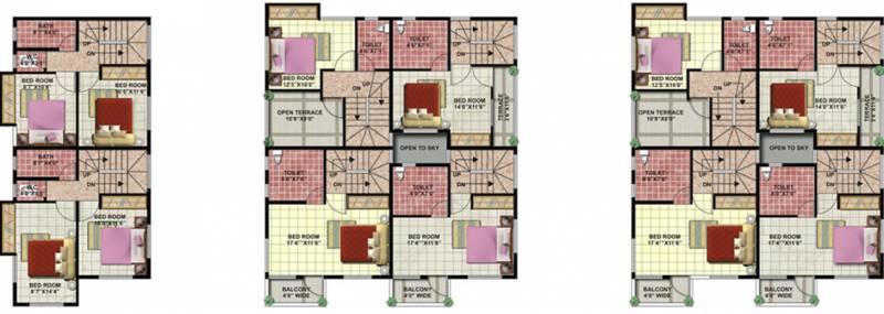Images for Cluster Plan of Shree Yashashree Shree Suryamala