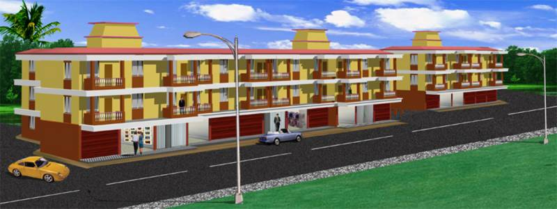 Images for Elevation of Kayji Kayji Residency Apartment