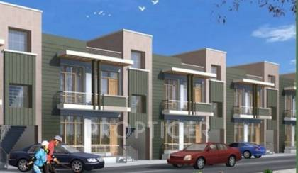 Images for Elevation of Shri Radha Town