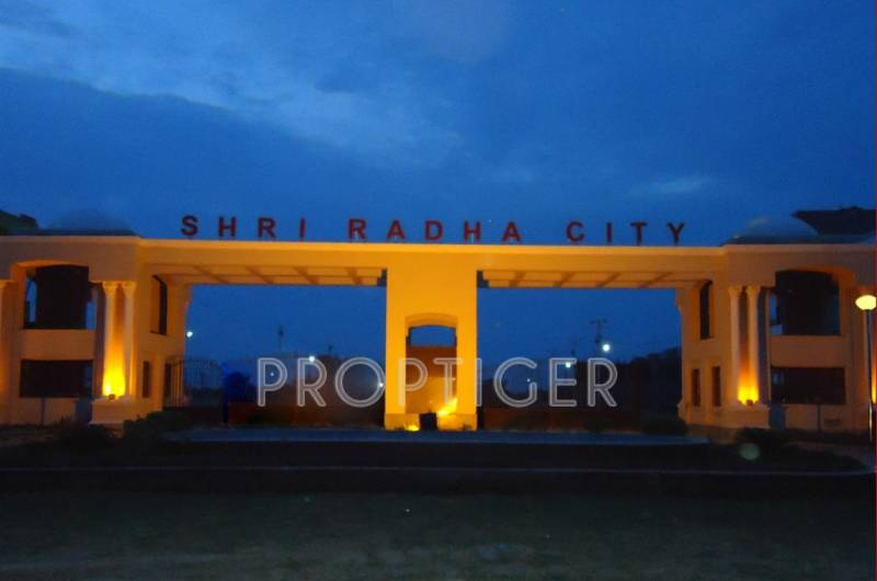 Images for Elevation of Shri Radha City