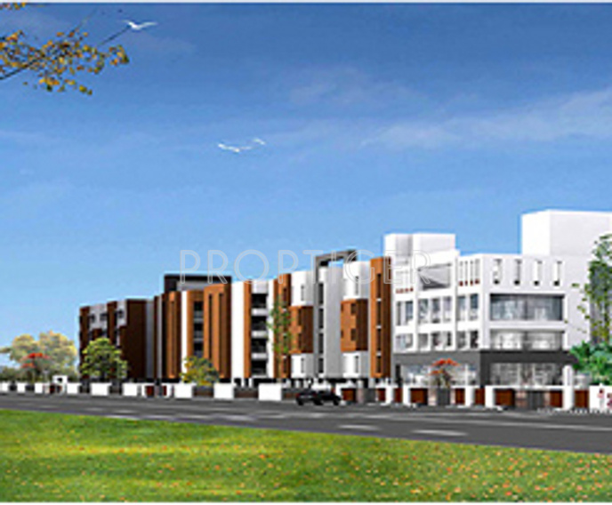 Images for Elevation of Covai Serene Adinath