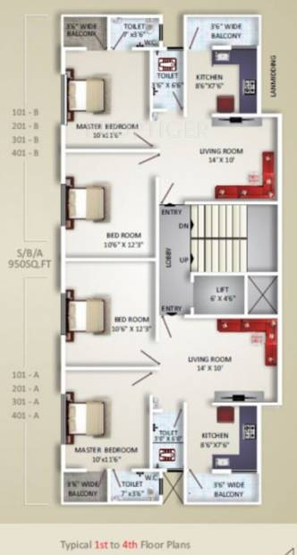 Images for Cluster Plan of Shree Siddheshwar Mangalmutri Residency