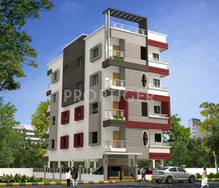 Images for Elevation of Shree Siddheshwar Mangalmutri Residency