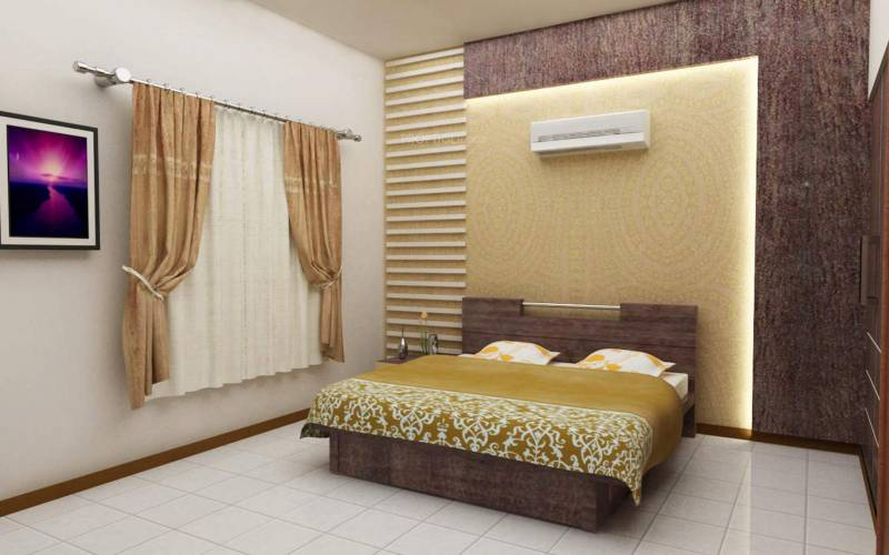 radha-golf Bedroom