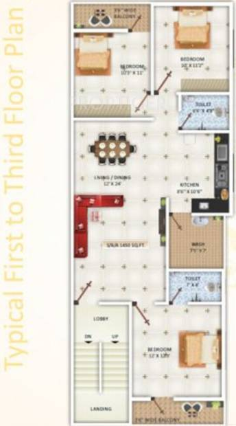 Images for Cluster Plan of Shree Siddheshwar Gold