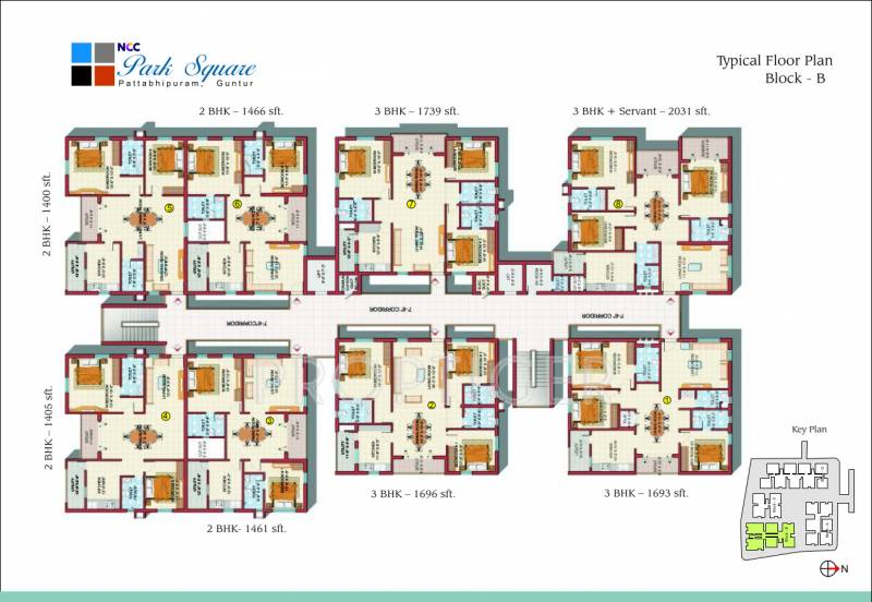 park-square Images for Cluster Plan of NCC Park Square