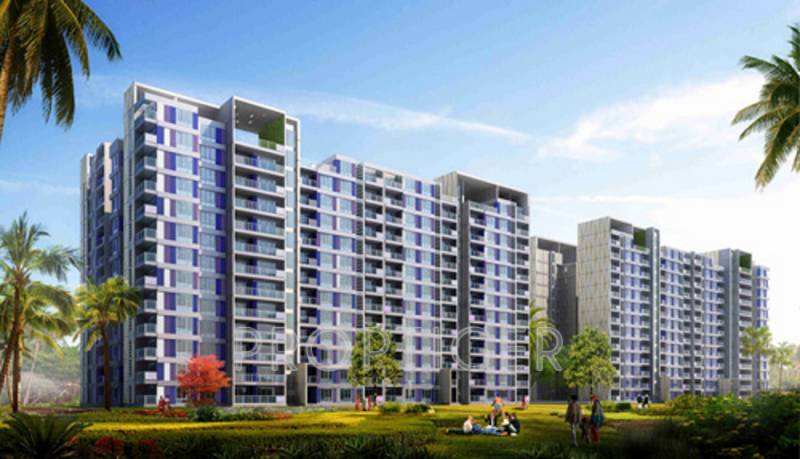 Images for Elevation of Adarsh Developers Palm Retreat Daffodils