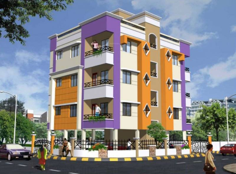Images for Elevation of Shree Siddheshwar Chintamani Apartment