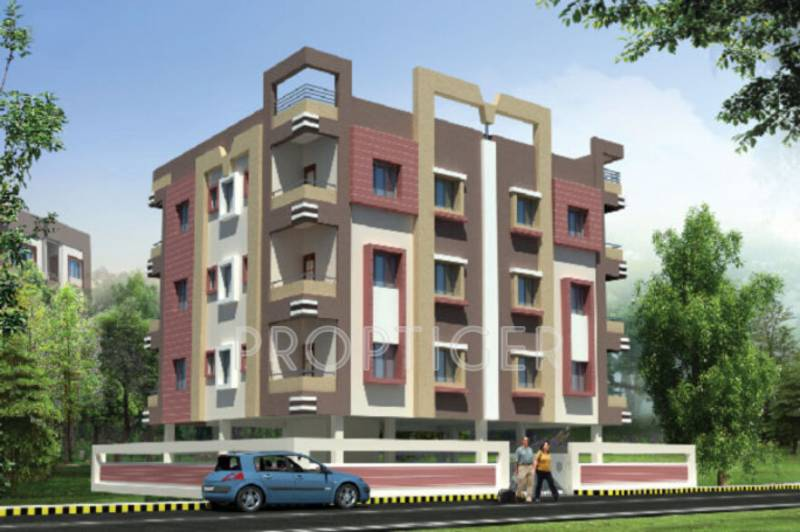 Images for Elevation of Shree Siddheshwar Lambodhar Apartment