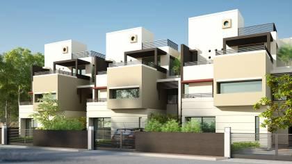 Images for Elevation of Shri Radha Valley Villa