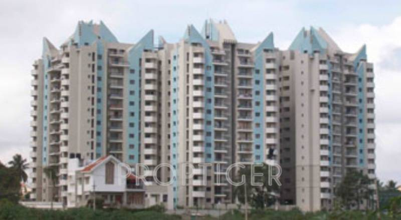 Images for Elevation of NCC Urban Nagarjuna Maple Heights