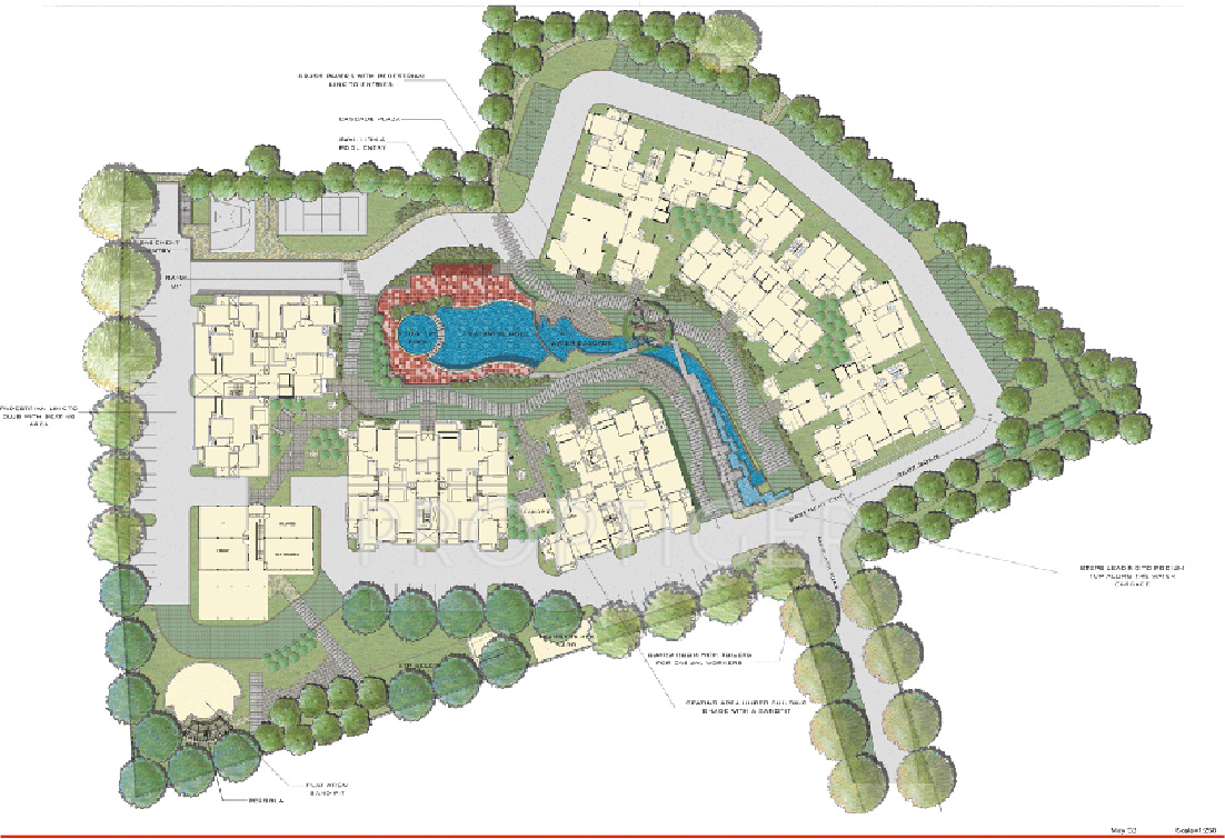Ncc Nagarjuna Maple Heights In Mahadevapura Bangalore Price Location Map Floor Plan