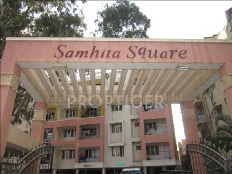 Images for Elevation of Samhita Square