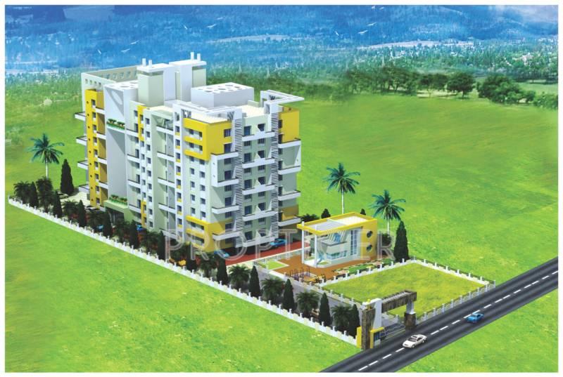Images for Elevation of Dajikaka Gadgil Developers AnantVaibhav