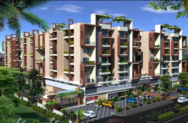 Images for Elevation of Abhijit Jayanti Nagari 4