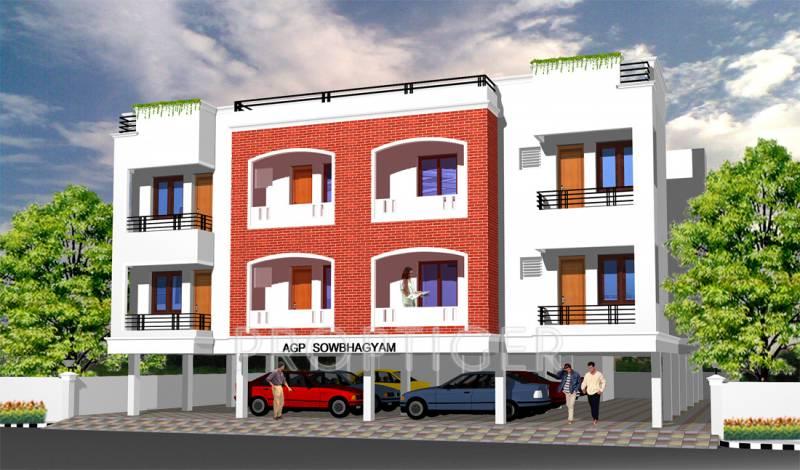 Images for Elevation of AGP Homes Sowbhagyam