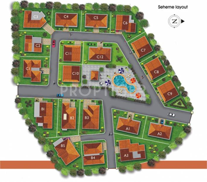 Images for Layout Plan of Nanu Sapana Greensville