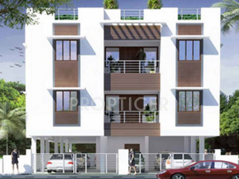 Images for Elevation of AGP Homes Sushrutham
