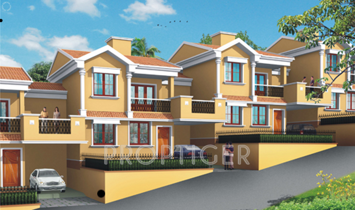1524 sq ft 3 bhk 3t villa for sale in kurtarkar real for Small house for sale in goa