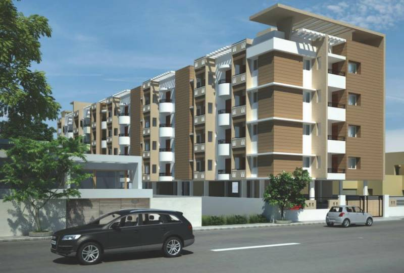 Images for Elevation of AV Properties India Grandeour